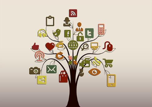 social media to educate